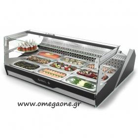 Ψυγείο Top Sushi (σούσι) SAYL