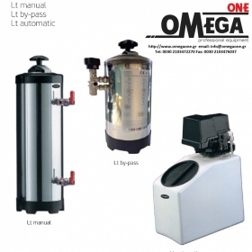 Manual and Automatic Water Softeners