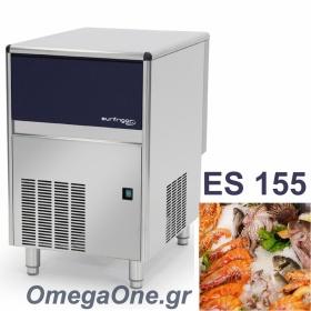 Παγομηχανή -ΞΗΡΟ ΠΑΓΟΛΕΠΙ 150kg/24ωρο με Αποθήκη 55kg