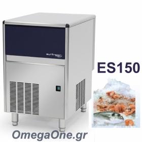 Παγομηχανή -ΞΗΡΟ ΠΑΓΟΛΕΠΙ 150kg/24ωρο με Αποθήκη 40kg