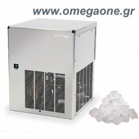 Παγομηχανή για Πάγο τύπου NUGGET 440kg/24ωρο χωρίς Αποθήκη