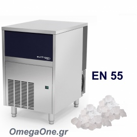 Παγομηχανή Πάγο τύπου NUGGET 55kg/24ωρο/Αποθήκη 10kg