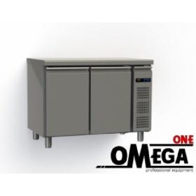 Συντήρηση Ψυγεία Πάγκοι με 2 Πόρτες Χωρίς Μηχανή Σειρά 60, 70 & 80