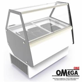 Ψυγεία Αποθήκευσης & Προβολής Παγωτού ATHENA