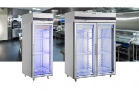 Ψυγεία Θάλαμοι Κατάψυξη -Γυάλινες Πόρτες