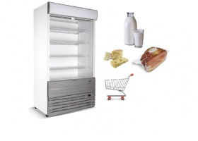 Ψυγεία Ανοιχτού τύπου SELF SERVICE