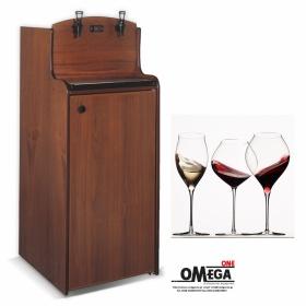 Συντηρητής Κρασιού για 2  Ασκούς