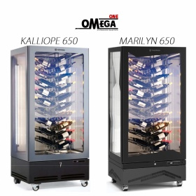 Tecfrigo MARILYN 650 114 Bottles Wine Cooler