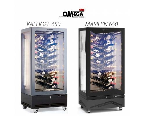 Συντηρητές Κρασιών KALLIOPE 650 & MARILYN 650