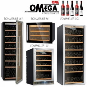 SOMMELIER Single Zone (°C) Wine Coolers