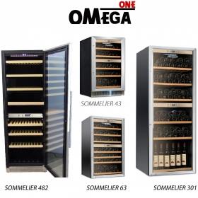 Συντηρητές Κρασιών 2 Ζώνες (°C) SOMMELIER Wine
