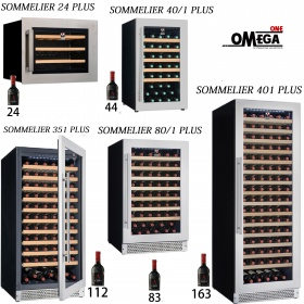 SOMMELIER PLUS Single Zone (°C) Wine Coolers