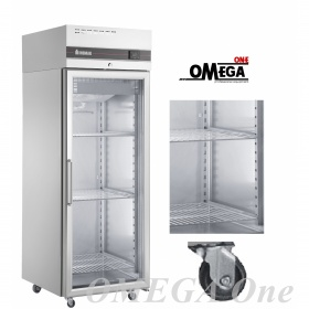 Ψυγείο Θάλαμος Συντήρηση 1 Γυάλινη Πόρτα με ΡΟΔΕΣ 654 Ltr διαστ. 720x905x2100 mm