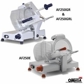 Ζαμπονομηχανές με Ιμάντα Πλάγιας κοπής Ø250mm |