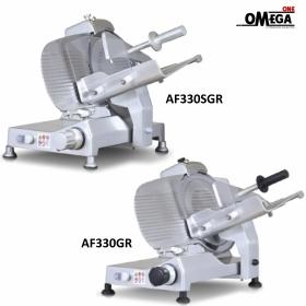 Ζαμπονομηχανές με Ιμάντα Πλάγιας κοπής Ø330mm