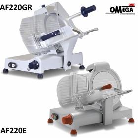 Ζαμπονομηχανές με Ιμάντα Πλάγιας κοπής Ø220mm