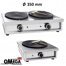 Ø 350mm Electric Grills Crepe Makers