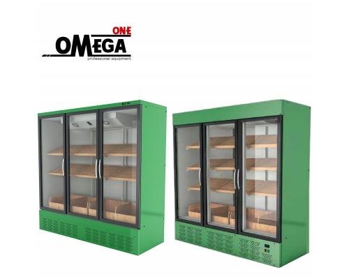 Ψυγείο Βιτρίνα Μαναβικής 215 cm | Omega One
