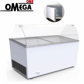 Ψυγεία Αποθήκευσης & Προβολής Παγωτού