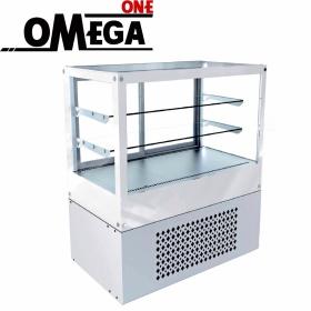 Bιτρίνες Ουδέτερες Προβολής Τροφίμων Omega One